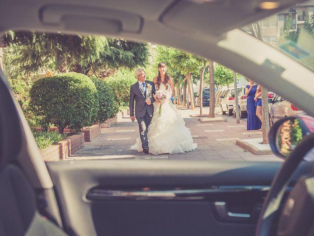 La boda de Guillermo y Patricia en Odena, Barcelona 15