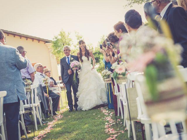 La boda de Guillermo y Patricia en Odena, Barcelona 18