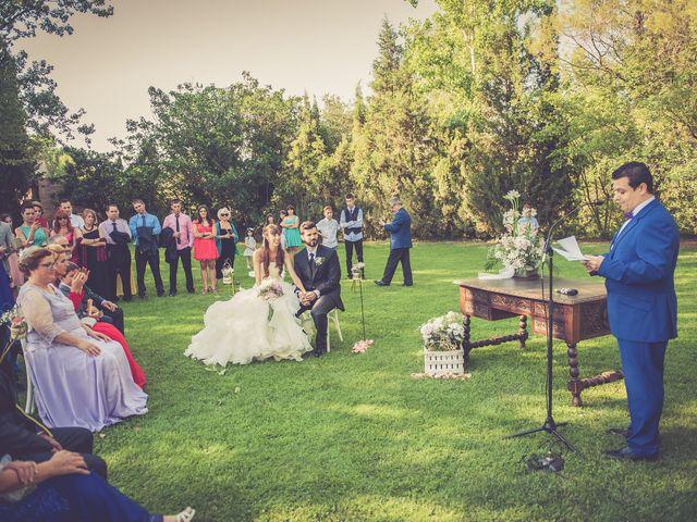 La boda de Guillermo y Patricia en Odena, Barcelona 20