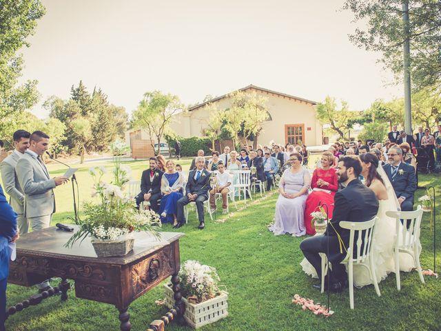 La boda de Guillermo y Patricia en Odena, Barcelona 22