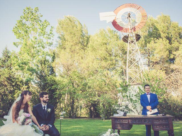 La boda de Guillermo y Patricia en Odena, Barcelona 23