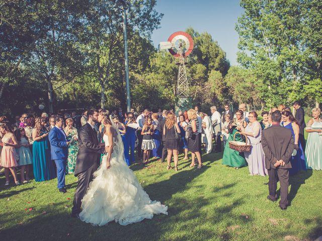 La boda de Guillermo y Patricia en Odena, Barcelona 28