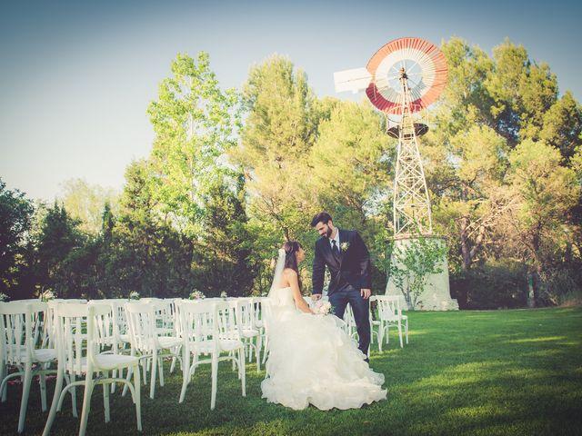 La boda de Guillermo y Patricia en Odena, Barcelona 32