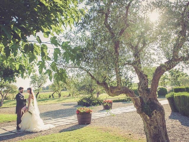 La boda de Guillermo y Patricia en Odena, Barcelona 35