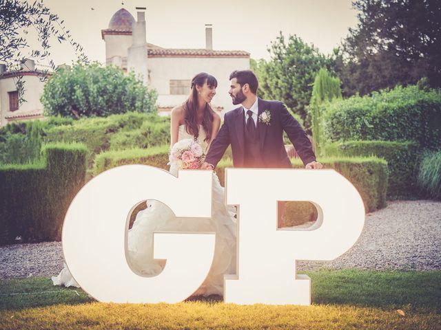 La boda de Guillermo y Patricia en Odena, Barcelona 54