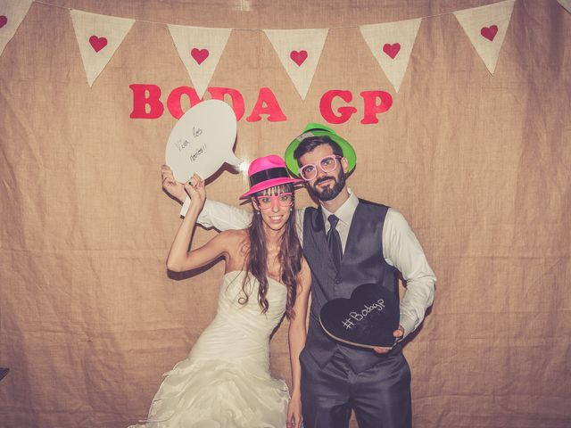 La boda de Guillermo y Patricia en Odena, Barcelona 57