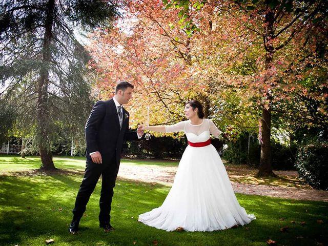 La boda de Fernando y Andrea en Santander, Cantabria 3