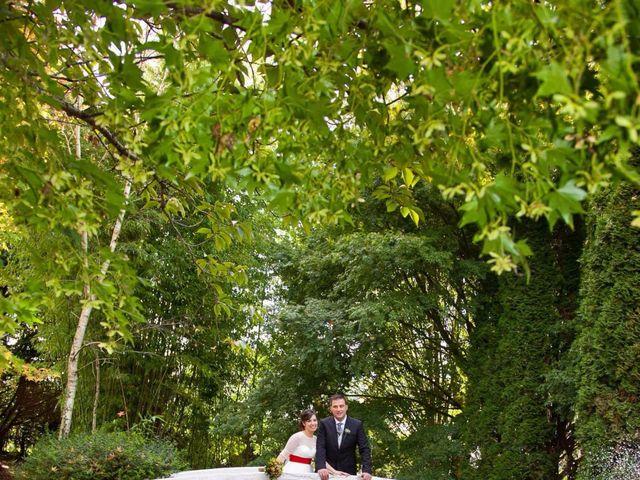 La boda de Fernando y Andrea en Santander, Cantabria 7