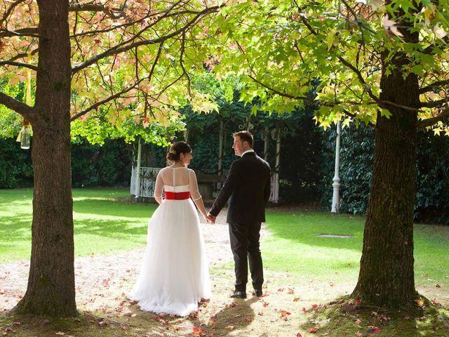 La boda de Fernando y Andrea en Santander, Cantabria 8