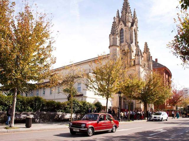 La boda de Fernando y Andrea en Santander, Cantabria 9