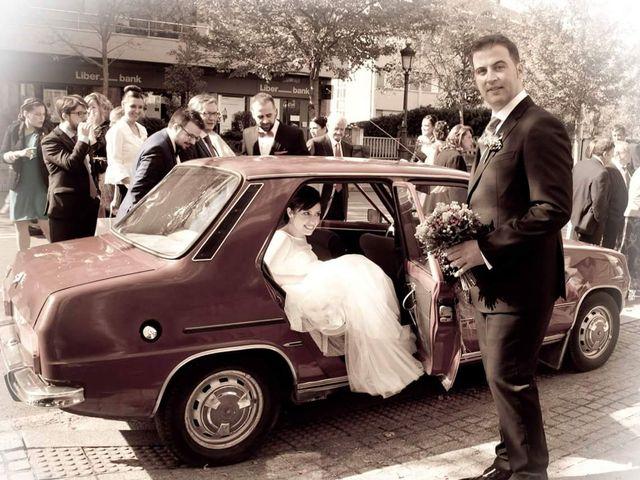 La boda de Fernando y Andrea en Santander, Cantabria 10