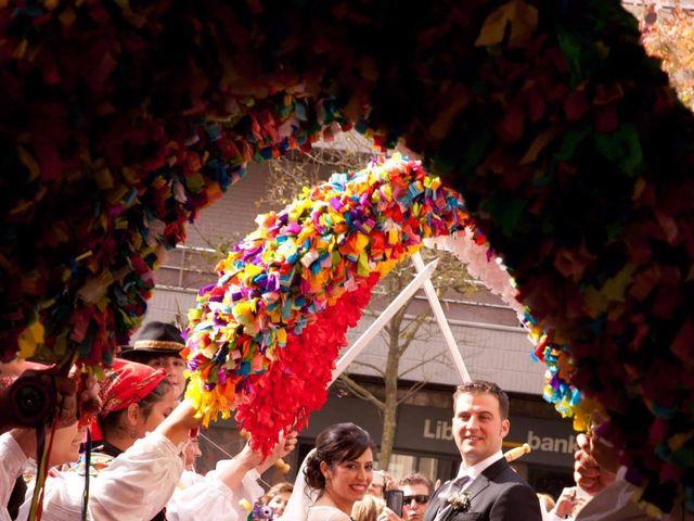 La boda de Fernando y Andrea en Santander, Cantabria 11