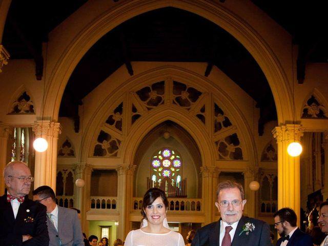 La boda de Fernando y Andrea en Santander, Cantabria 13