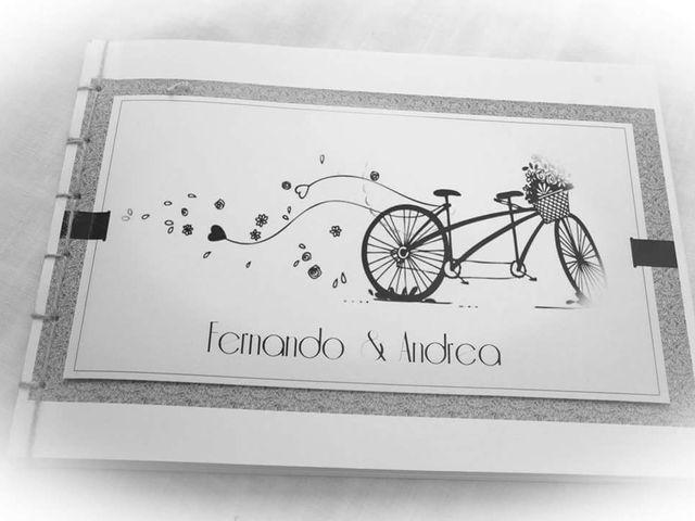La boda de Fernando y Andrea en Santander, Cantabria 21