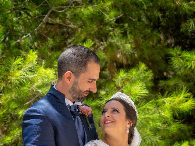 La boda de Jose Miguel y Silvia en Calahonda, Granada 1