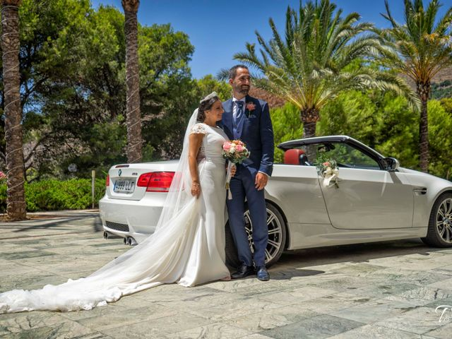 La boda de Jose Miguel y Silvia en Calahonda, Granada 2