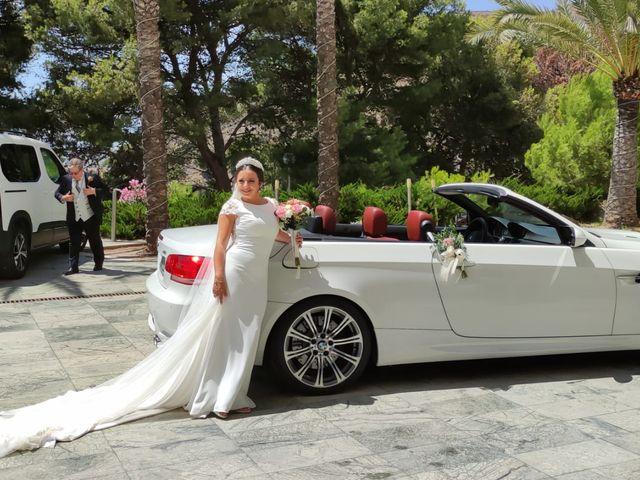 La boda de Jose Miguel y Silvia en Calahonda, Granada 6