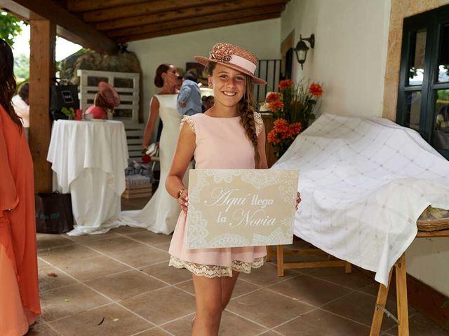 La boda de Fede y Vanesa en Noval Liendo, Cantabria 28