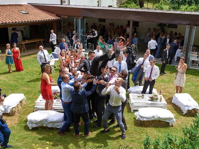 La boda de Fede y Vanesa en Noval Liendo, Cantabria 34