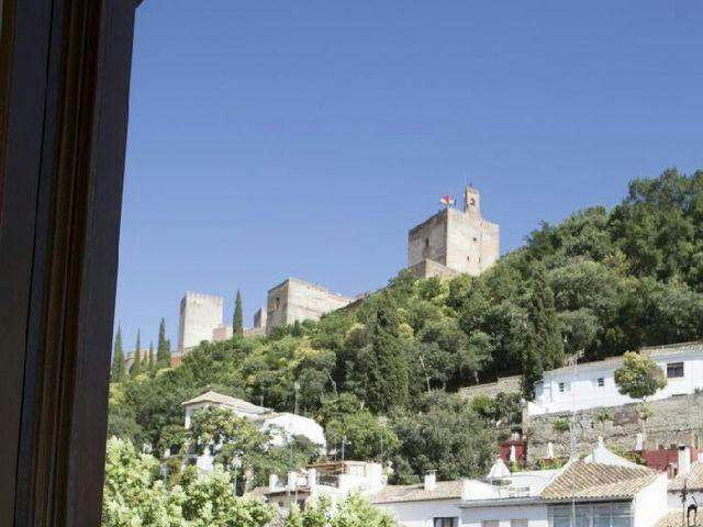 La boda de Sergio y Ana en Granada, Granada 10