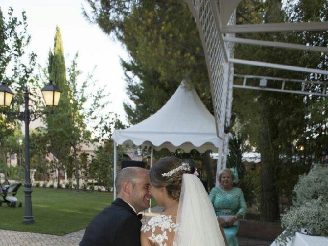 La boda de Sergio y Ana en Granada, Granada 12