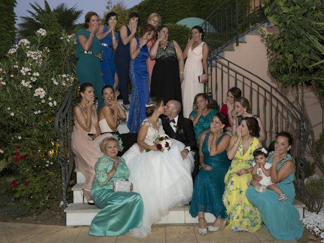 La boda de Sergio y Ana en Granada, Granada 13