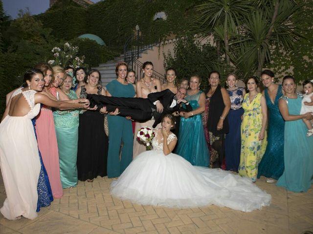 La boda de Sergio y Ana en Granada, Granada 14