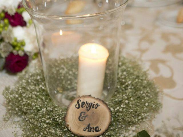 La boda de Sergio y Ana en Granada, Granada 15