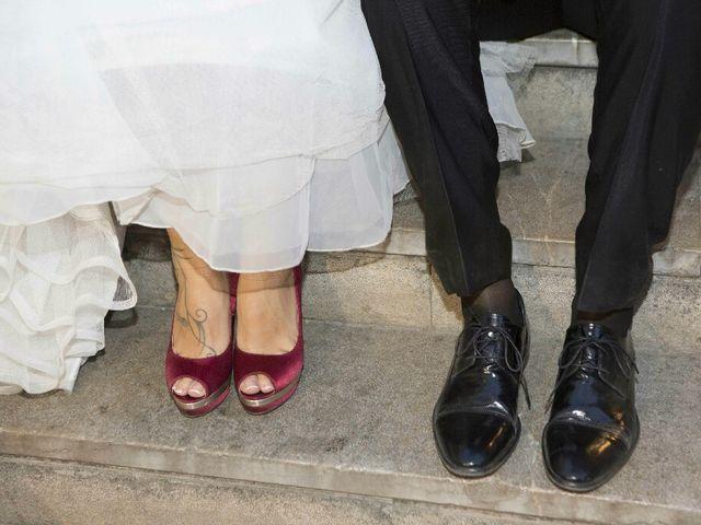 La boda de Sergio y Ana en Granada, Granada 19
