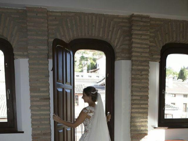 La boda de Sergio y Ana en Granada, Granada 20