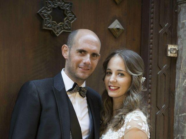 La boda de Sergio y Ana en Granada, Granada 27