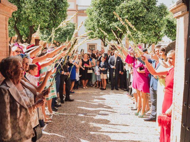 La boda de Juan Francisco y Toñi en La Rinconada, Sevilla 39