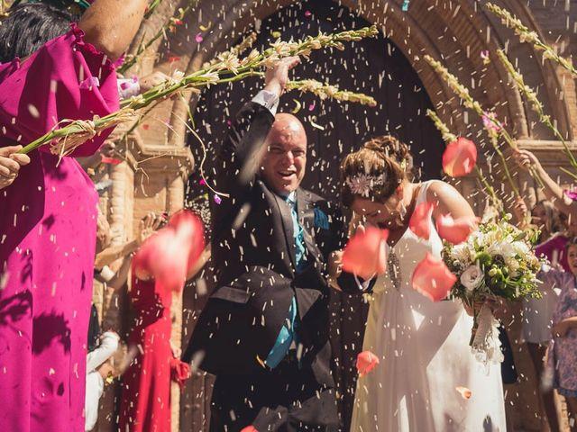 La boda de Juan Francisco y Toñi en La Rinconada, Sevilla 40