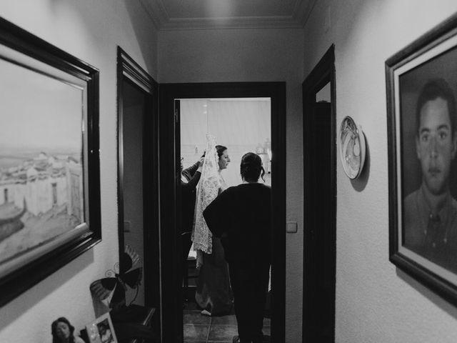 La boda de Fran y África en Manzanares, Ciudad Real 3