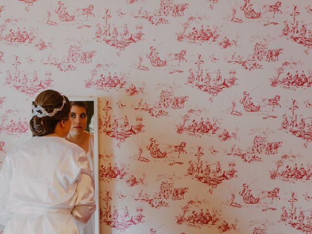 La boda de Fran y África en Manzanares, Ciudad Real 7