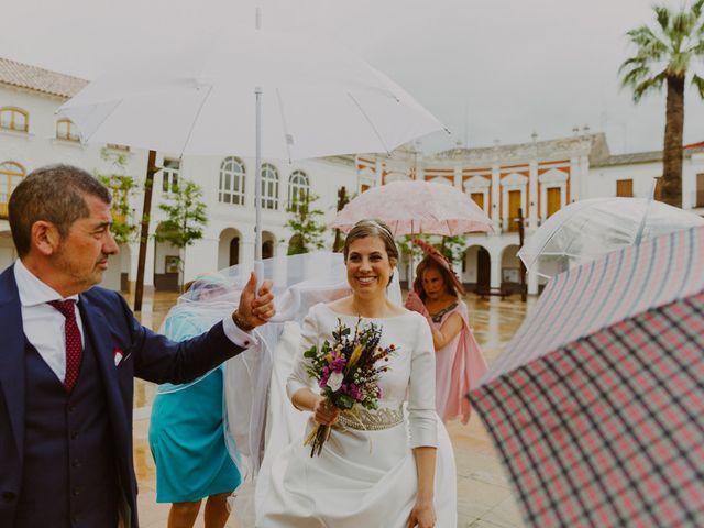 La boda de Fran y África en Manzanares, Ciudad Real 12