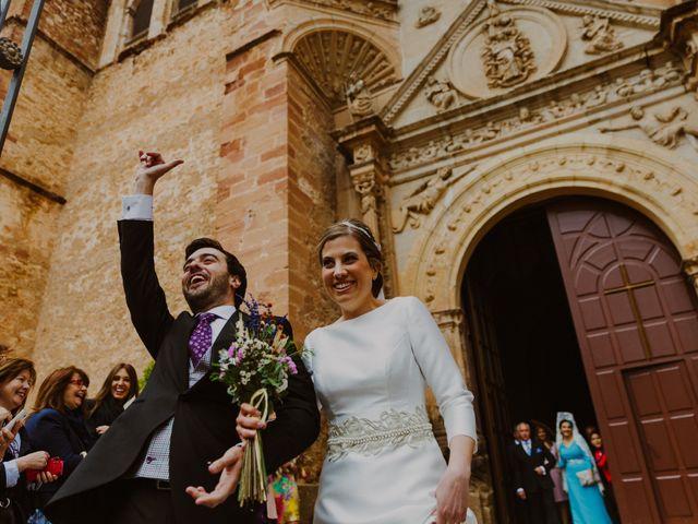 La boda de África y Fran