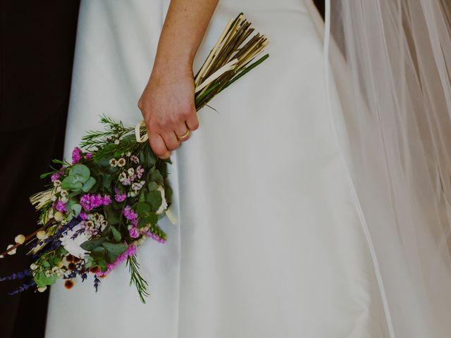 La boda de Fran y África en Manzanares, Ciudad Real 15