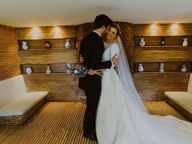 La boda de Fran y África en Manzanares, Ciudad Real 16