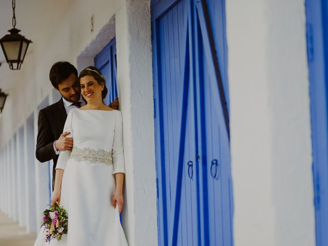 La boda de Fran y África en Manzanares, Ciudad Real 1