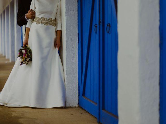 La boda de Fran y África en Manzanares, Ciudad Real 17