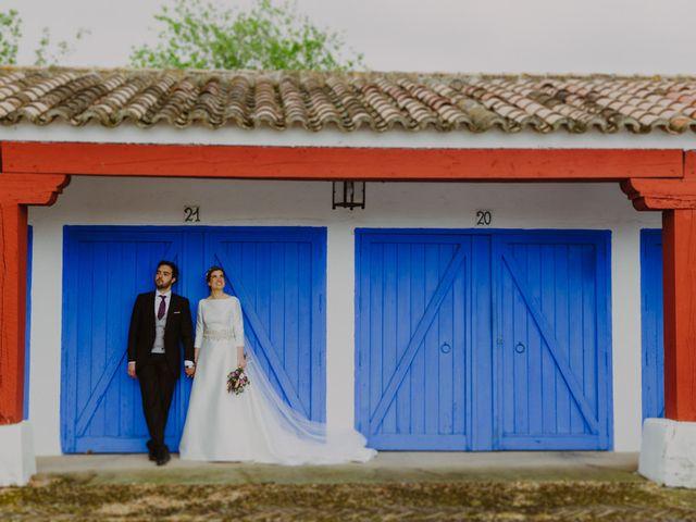 La boda de Fran y África en Manzanares, Ciudad Real 20