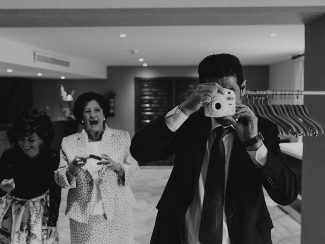La boda de Fran y África en Manzanares, Ciudad Real 25