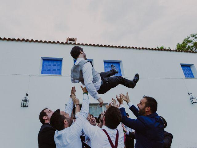 La boda de Fran y África en Manzanares, Ciudad Real 28