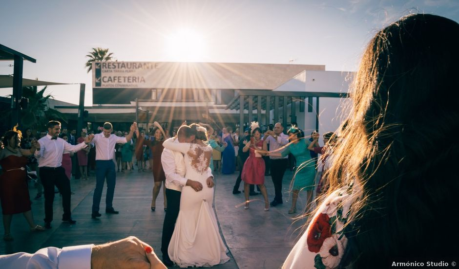 La boda de Paquillo y Nuria en Cijuela, Granada