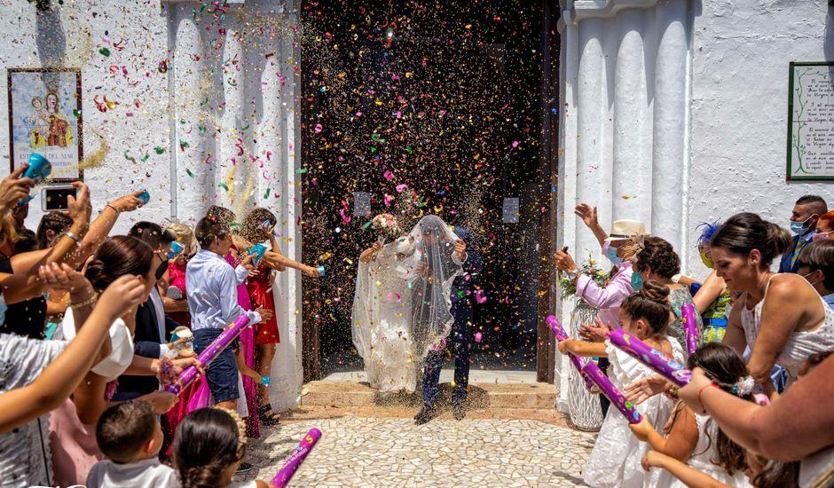 La boda de Jose Miguel y Silvia en Calahonda, Granada