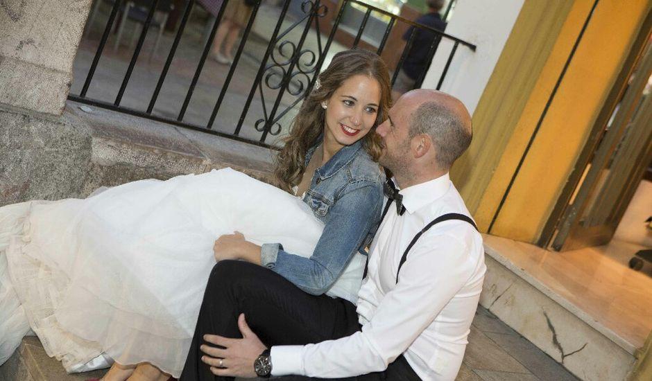 La boda de Sergio y Ana en Granada, Granada