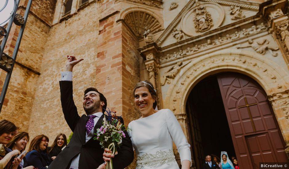 La boda de Fran y África en Manzanares, Ciudad Real