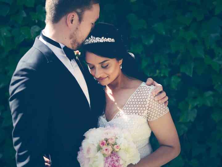 La boda de Lisa y Peter