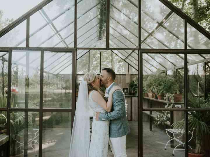 La boda de Aoife y Shane